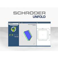 "Software ""SCHRÖDER Unfold"""