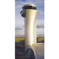 England • Kontroltårn, Farnborough Lufthavn