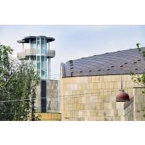 Frederiksberg • Konservatoriets koncertsal, Julius Thomsens Gade
