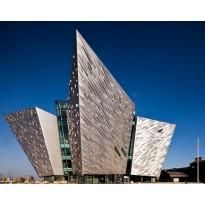 Belfast, Irland • Titanic Signature Project, County Antrim, 1 Olympic Way
