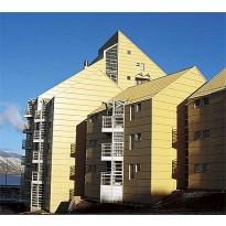 Reykjavik, Island • Ældreboliger