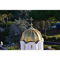 Rom, Italien • Santa Sofia Kirke