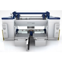 Svingbukkemaskine MAK 4 AHS - fuldautomatisk bukkecenter