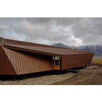 Svalbard, Norge • Longyearby Research Center
