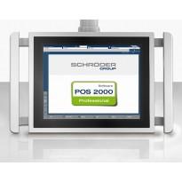 POS 2000 Professional-styring fra Schröder Group
