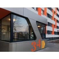 Dessau, Tyskland • Lejlighedsbyggeri