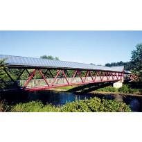 Pforzheim, Tyskland • Enzbrücke
