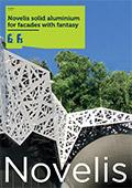 """""""Solid aluminium for facades with aluminium"""""""