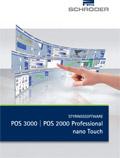 Styringer • POS 3000, POS2000 Professional, nano Touch