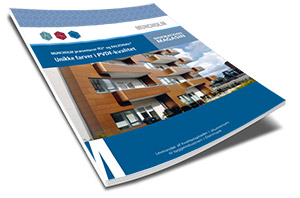 "Brochure ""Unikke farver i PVDF-kvalitet"""