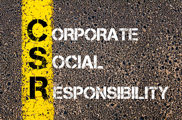 Copporate Social Responsibility