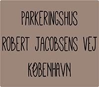 Parkeringshus, Robert Jacobsens Vej, København