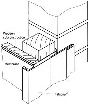 Konstruktionsforslag FALZONAL fra Novelis
